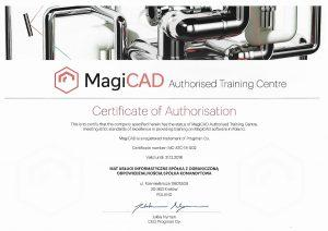 autoryzowane centrum szkoleniowe magicad